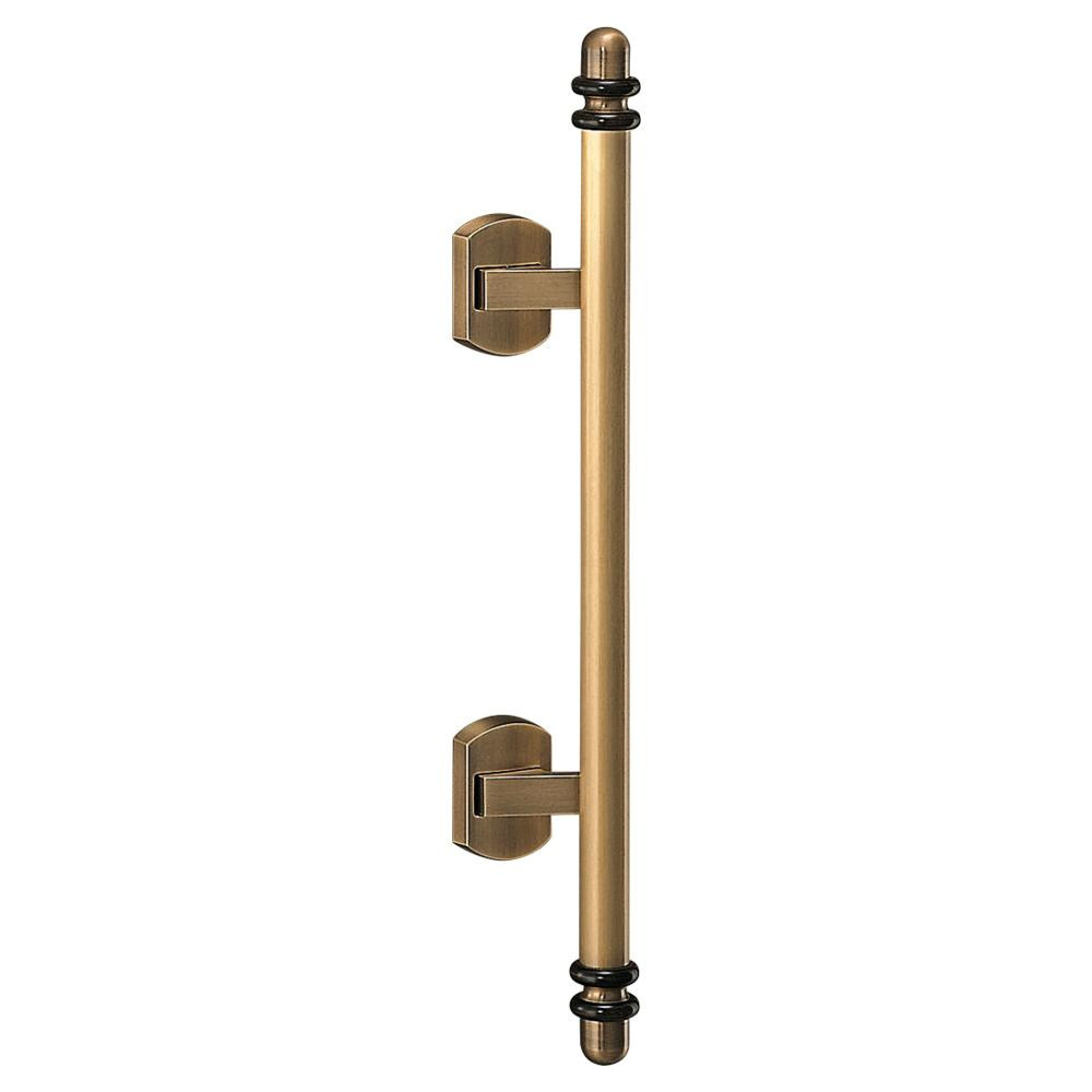 【クーポンあり】【送料無料】プッシュプルハンドル ソレイユ 真鍮・積層 SPP-11 仙徳 シンプルでおしゃれなデザインのハンドルです。