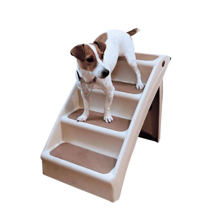 【クーポンあり】【送料無料】ペット用ステップ(昇降サポート) パップステップ 耐荷重~15kg 高いところの昇降をしっかりサポート♪