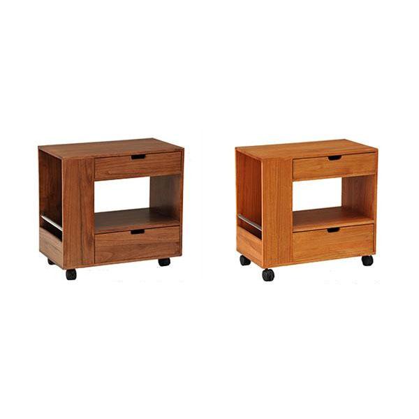 【クーポン有】【送料無料】ソファサイドテーブル キャスター付き/テーブルや作業台代わりに!