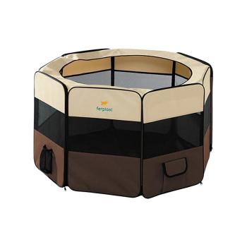 【クーポンあり】【送料無料】ファープラスト 犬・猫用サークル ホリデイ パーク 73301099