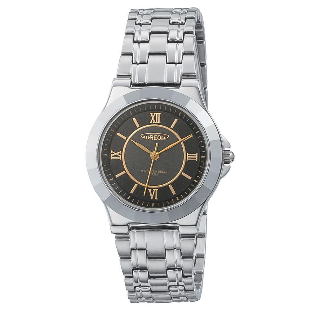 【クーポンあり】【送料無料】AUREOLE(オレオール) 超硬 メンズ 腕時計 SW-597M-01 自分用にも、ギフトにもオススメ