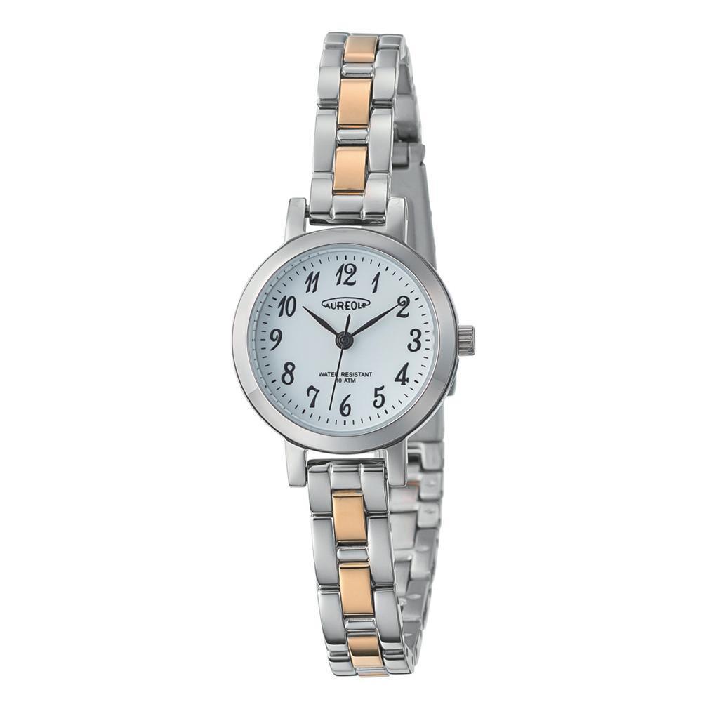 【送料無料】AUREOLE(オレオール) レディ レディース 腕時計 SW-612L-02
