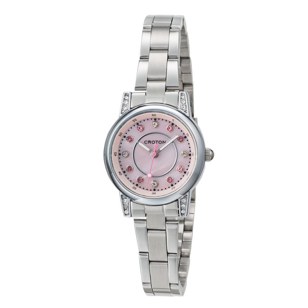 【クーポンあり】【送料無料】CROTON(クロトン) 日本製 レディース 腕時計 RT-170L-C