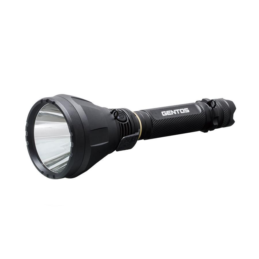 【クーポンあり】【送料無料】GENTOS UltiREXシリーズ LEDフラッシュライト UT-1000M