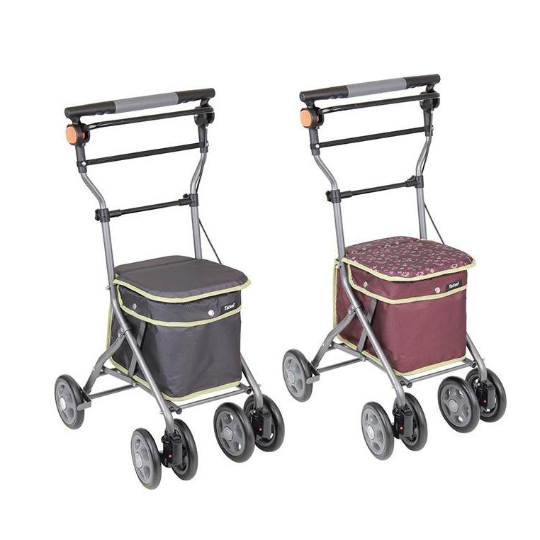 【クーポンあり】【送料無料】幸和製作所 テイコブ(TacaoF) シルバーカー ドレース/手軽に使える上品でシンプルなデザインのシルバーカー。