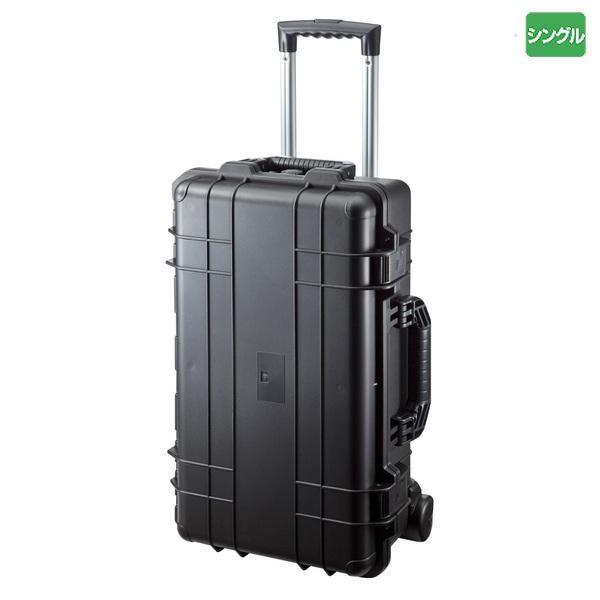 【クーポンあり】【送料無料】ハードツールケース(キャリータイプ) BAG-HD3 密閉ダイヤル付き/精密機器の持ち運びや保管に便利なキャリータイプのケース。
