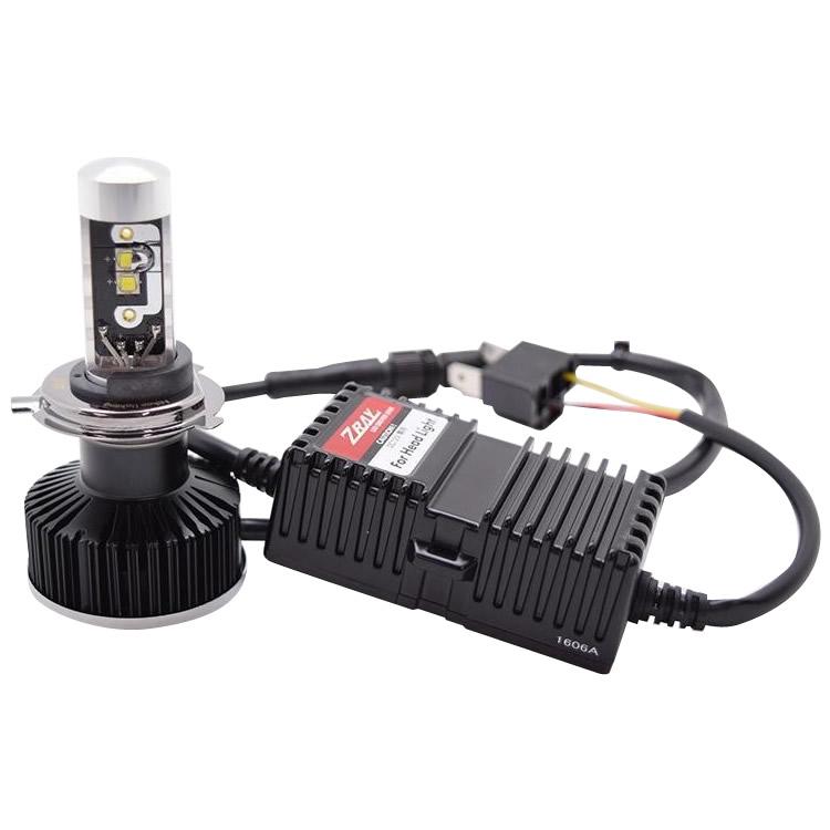 【クーポンあり】【送料無料】ZRAY ゼットレイ RH1 ヘッドライト専用LEDバルブキット H4 6500K NLRH1 車検対応・国産車対応。設計から品質管理まで全て国内生産。