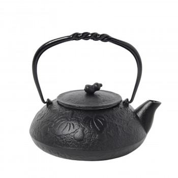 【クーポンあり】【送料無料】南部鉄器 宝生堂 小鉄瓶 瓢 0.5L 黒 700110B 南部鉄器の鉄瓶でまろやかなお茶を!