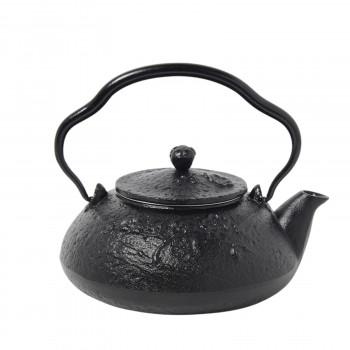 【送料無料】南部鉄器 宝生堂 小鉄瓶 東雲 0.5L 黒 700112B 南部鉄器の鉄瓶でまろやかなお茶を!