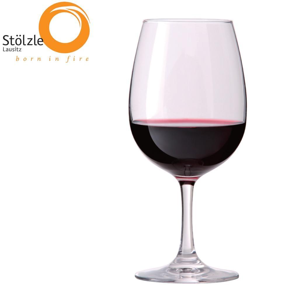 【クーポンあり】【送料無料】シュトルッツル ワインランド レッドワイン 450cc 24脚セット 1880 丸みを帯びたデザインが魅力のワイングラス。