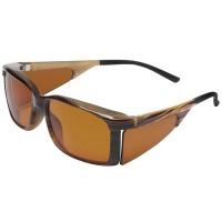 【クーポンあり】【送料無料】エッシェンバッハ ウェルネス・プロテクト 遮光眼鏡 ライトブラウン小・No1663-165/眩しさに悩まされている全ての方に。