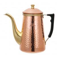 【クーポンあり】【送料無料】Kalita(カリタ) 銅製品 銅ポット1.5L 52021/味わいをひときわ深める、カリタの銅製品。