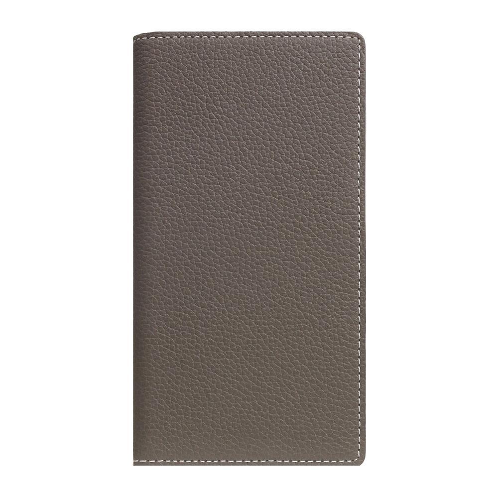【クーポンあり】【送料無料】SLG Design(エスエルジーデザイン) iPhone 11 Full Grain Leather Case エトフクリーム SD17912i61R