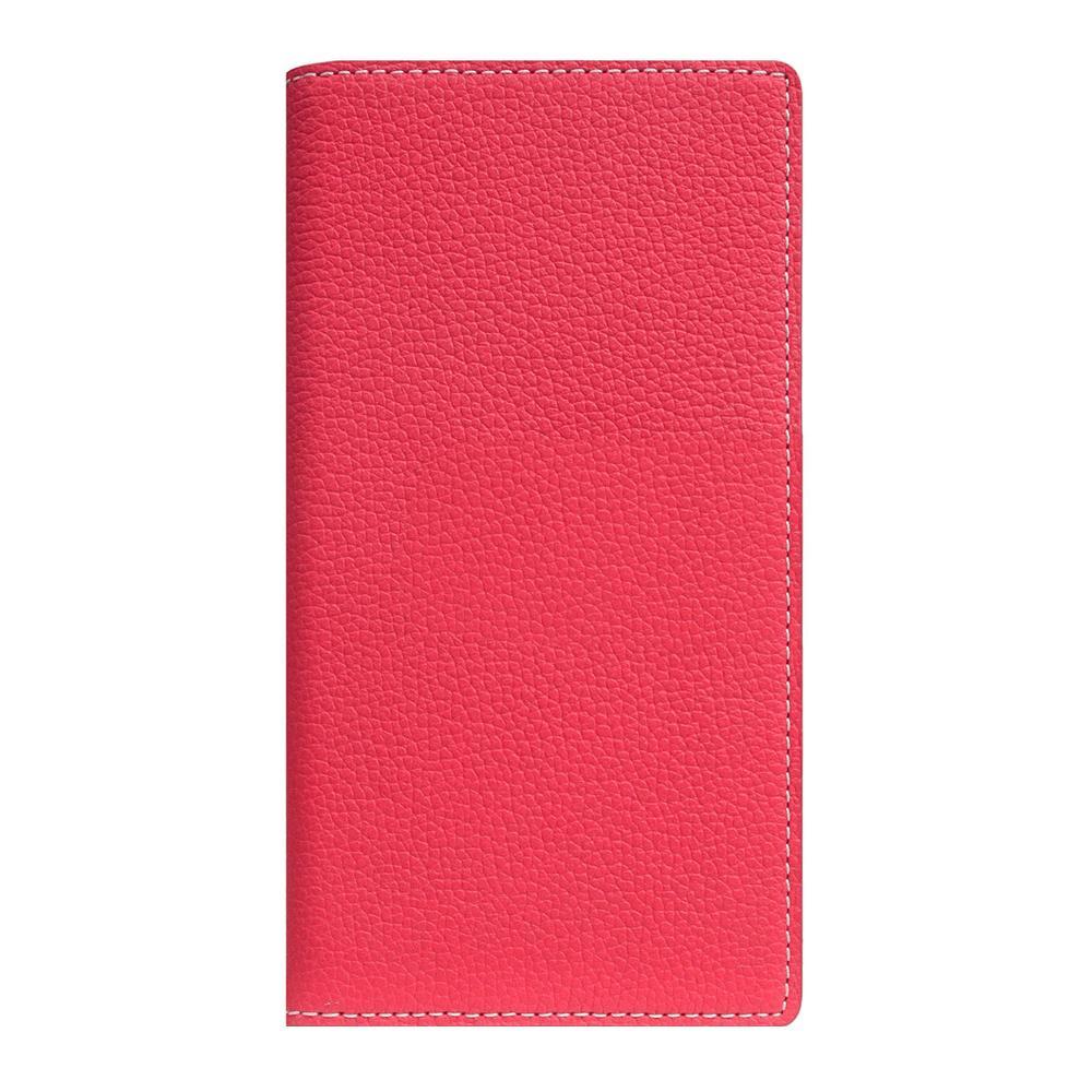 【クーポンあり】【送料無料】SLG Design(エスエルジーデザイン) iPhone 11 Full Grain Leather Case ピンクローズ SD17914i61R