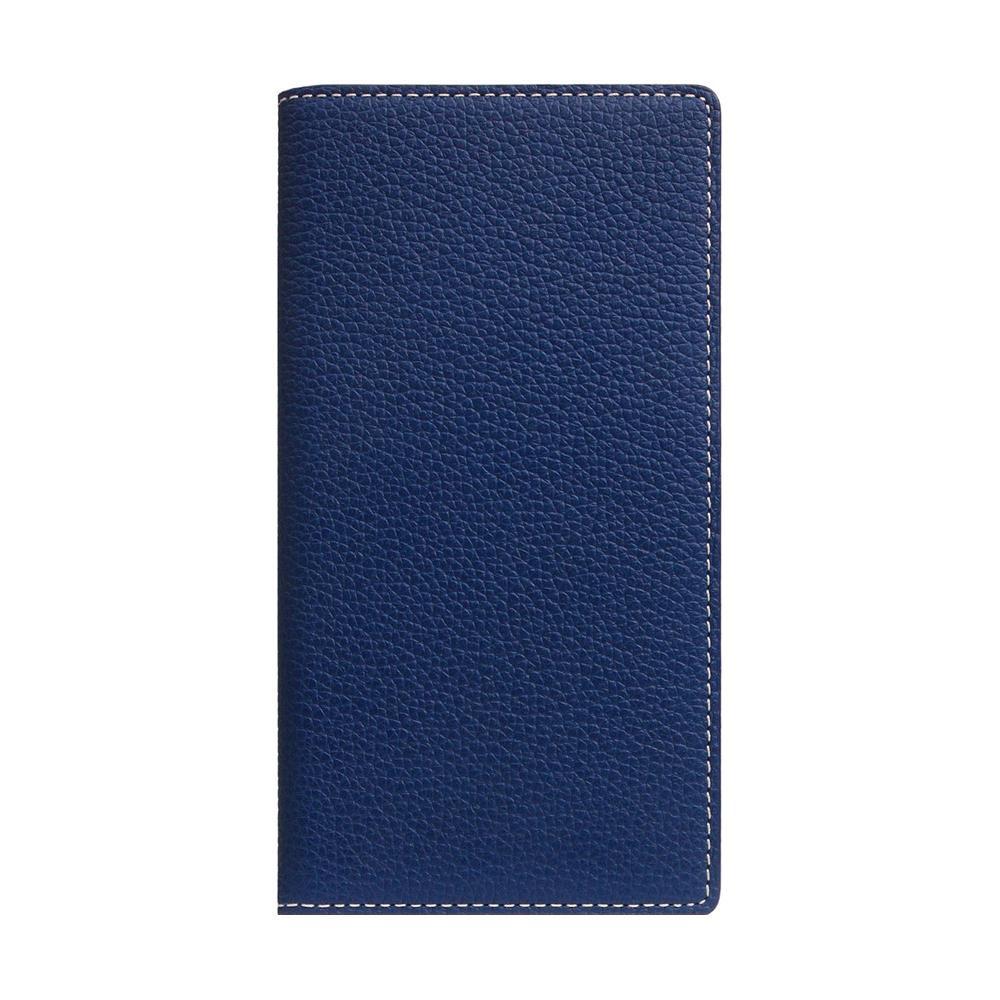 【クーポンあり】【送料無料】SLG Design(エスエルジーデザイン) iPhone 11 Full Grain Leather Case ネイビー ブルー SD17917i61R