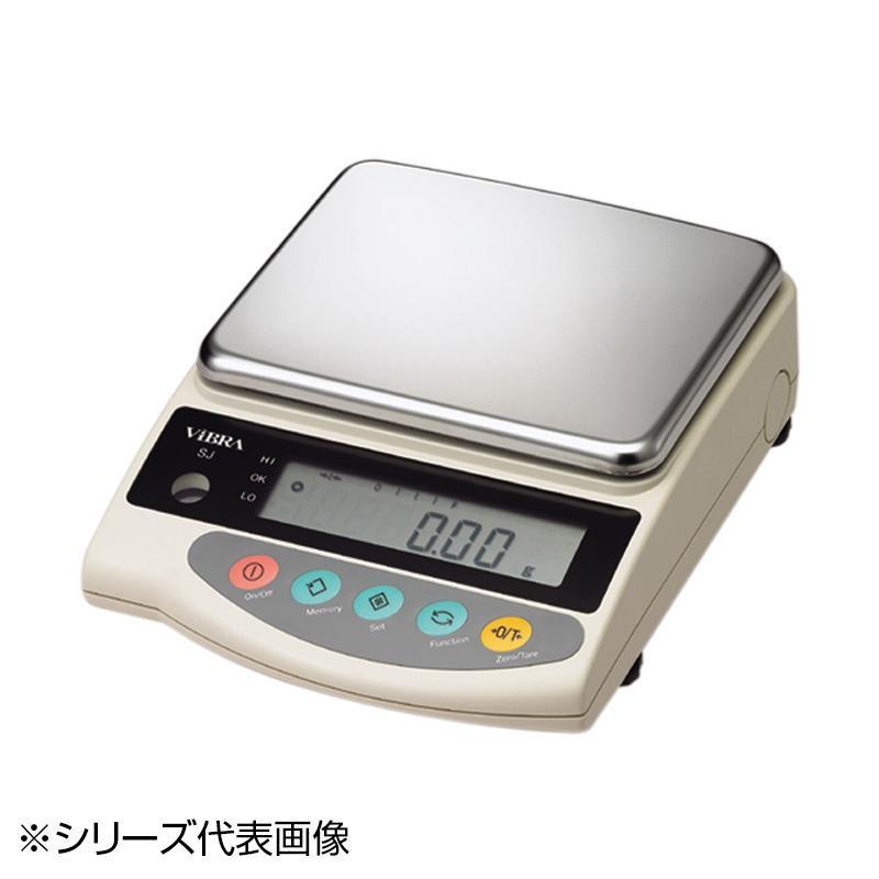 【クーポンあり】【送料無料】高精度電子天びん SJ-820 操作性バツグンのコンパクト電子天びん!