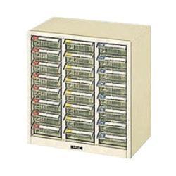 【送料無料】ナカバヤシ ピックケース 358×237×379 3列 PC-24 保管・整理に便利な収納ケース。