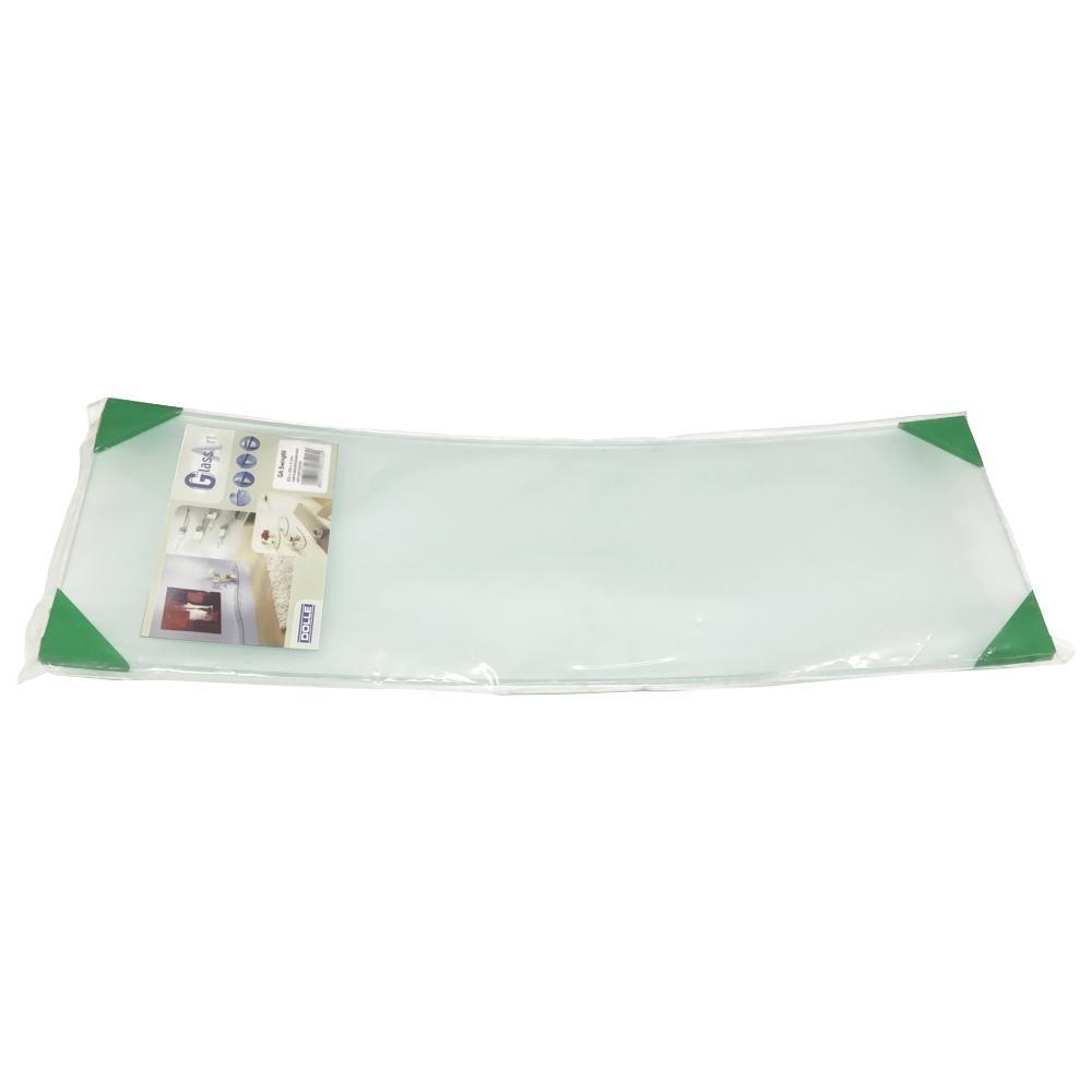 【クーポンあり】【送料無料】KGY(ケイ・ジー・ワイ工業) ガラス棚 スイング 60×20×0.8cm つや消し GT-32160 DL-GA32160F ドイツデザインのフロートガラス製棚板。