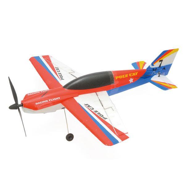 【クーポンあり】【送料無料】ハイテック WL TOYS Pole Cat WLF939-A 安定したスポーツフライトできるレーサースタイルモデル