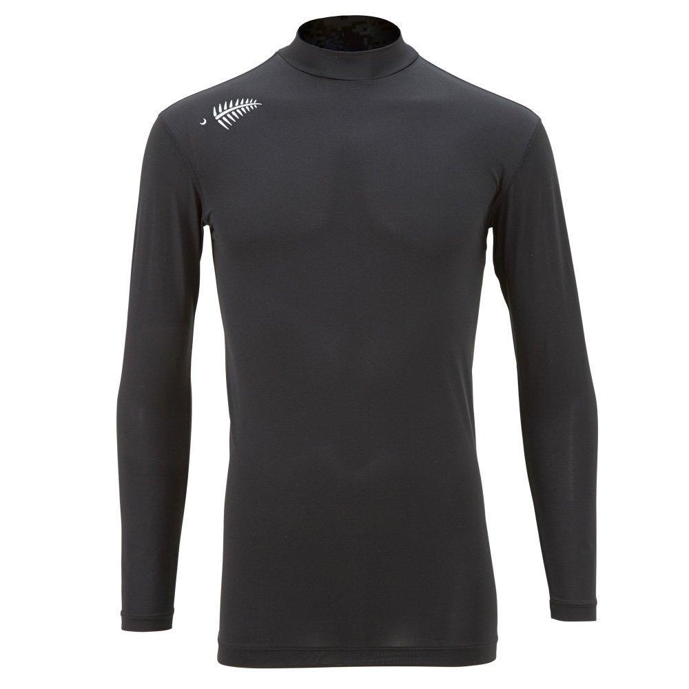 【クーポンあり】【送料無料】HYOON レイヤードアンダーシャツ ブラック Y1625-3L-90 動きやすさを確保する4wayストレッチ素材。