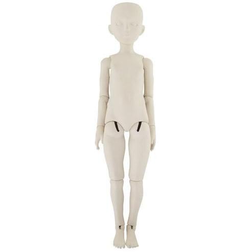 【クーポンあり】【送料無料】PADICO パジコ 球体関節人形 キット プッペクルーボ P5 722018 カスタマイズ自在!!本格的球体関節人形ドールキット♪