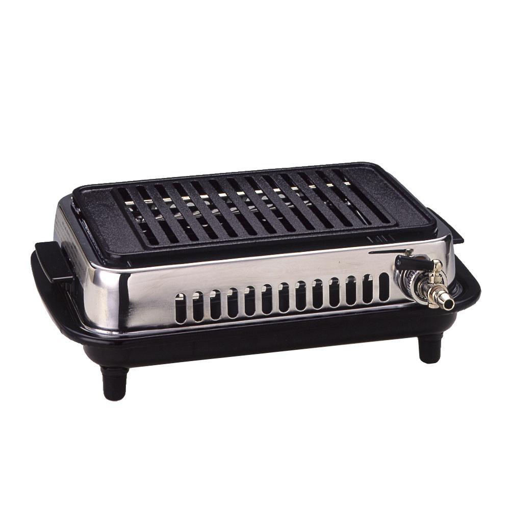 【クーポンあり】【送料無料】高級焼肉器 Y-77C じゅん LPガス用 本格的な焼肉を楽しみたい方に。
