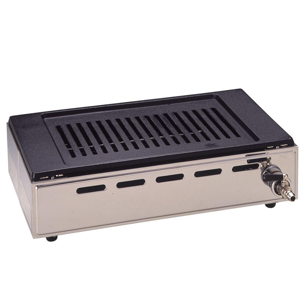 【クーポンあり】【送料無料】高級焼肉器 Y-18C 王者 LPガス用 本格的な焼肉を楽しみたい方に。