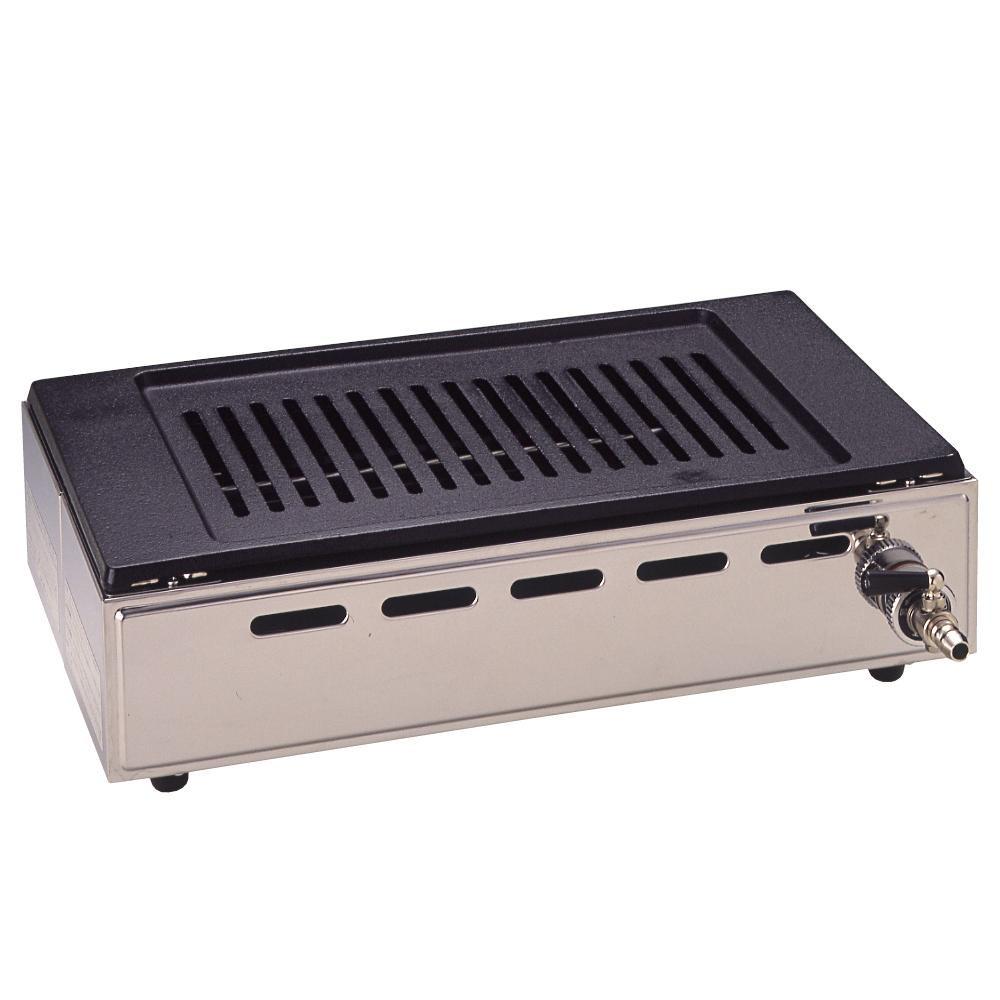 【クーポンあり】【送料無料】高級焼肉器 Y-18C 王者 13A用 本格的な焼肉を楽しみたい方に。