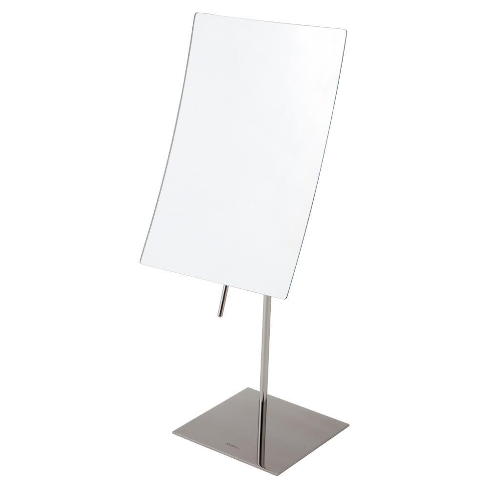 【送料無料】置き型拡大鏡(角型) RH3026 シンプルデザインの拡大鏡