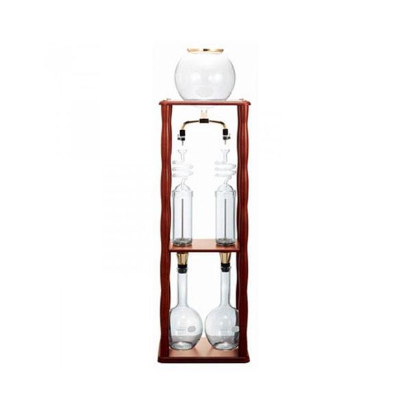 【クーポンあり】【送料無料】HARIO(ハリオ) ウォータードリッパー・ウッド2L WDW-20 熱湯OKのドリッパー。