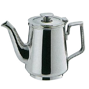 【クーポンあり】【送料無料】C型コーヒーポット 5人用 830cc 2211-0507 レストランやパーティーで見かけるポット!