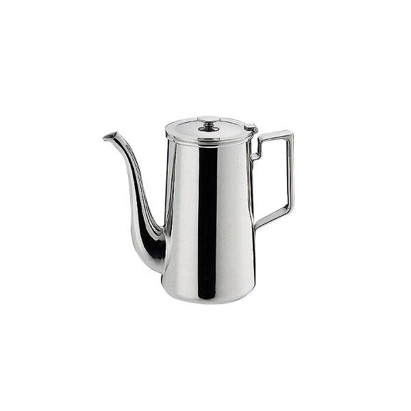 【クーポンあり】【送料無料】C型コーヒーポット 10人用 2050cc 2211-1003 レストランやパーティーで見かけるポット!