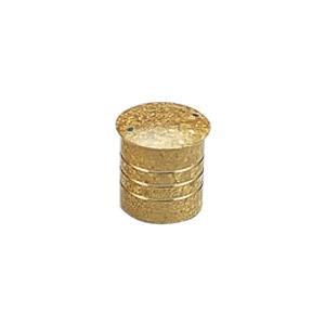 【送料無料】高岡銅器 茶真鍮 水滴 55-11 銅製の書道用具です。