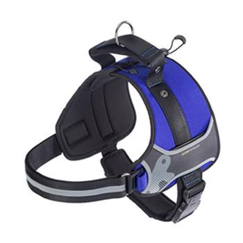 【クーポンあり】【】ファープラスト ヘラクレス 犬用ハーネス XXL ブルー 75468555:プロフィット店