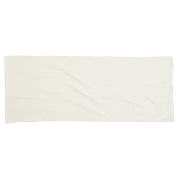 【クーポンあり】日本製 シルク素材いろいろ使える薄手腹巻 フリー(男女兼用) オフ白 SH03-02 ふわり柔らかな着け心地