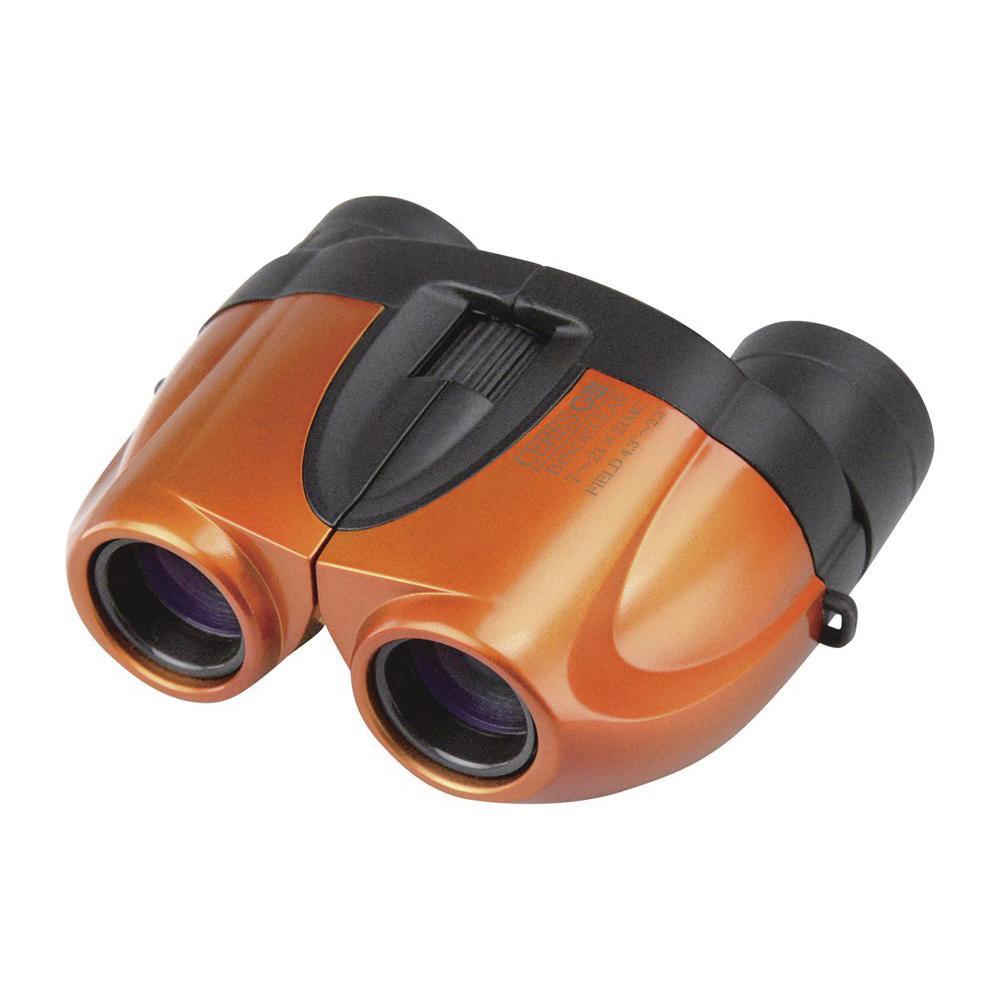 【クーポンあり】【送料無料】双眼鏡 セレスGIII 7-21×21 CO3 オレンジ 071099