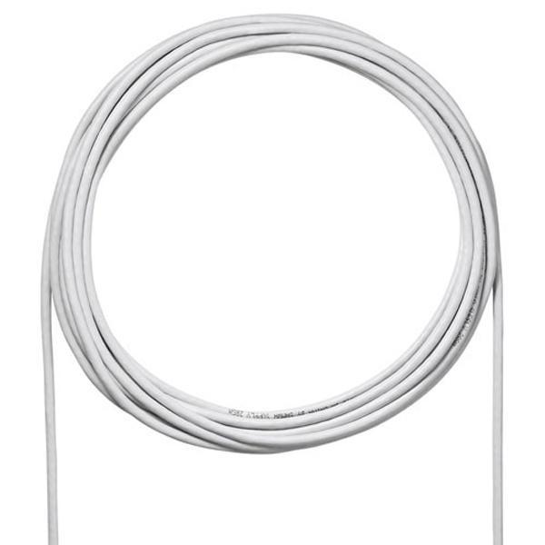 【クーポンあり】【送料無料】サンワサプライ カテゴリ6A LANケーブルのみ (ホワイト・300m) KB-T6A-CB300W