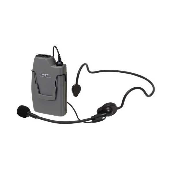 【クーポンあり】【送料無料】UNI-PEX ユニペックス ワイヤレスマイク WM-3130