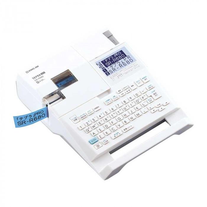 【クーポンあり】【送料無料】ラベルライター「テプラ」PRO SR-R680