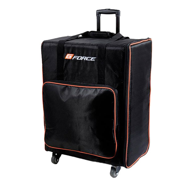 【クーポンあり】【送料無料】G-FORCE ジーフォース Pit Bag ULTRA LARGE WIDE (for 1/10 Buggy) G0200 1/10バギーを4台収納できる大容量ピットバッグ。