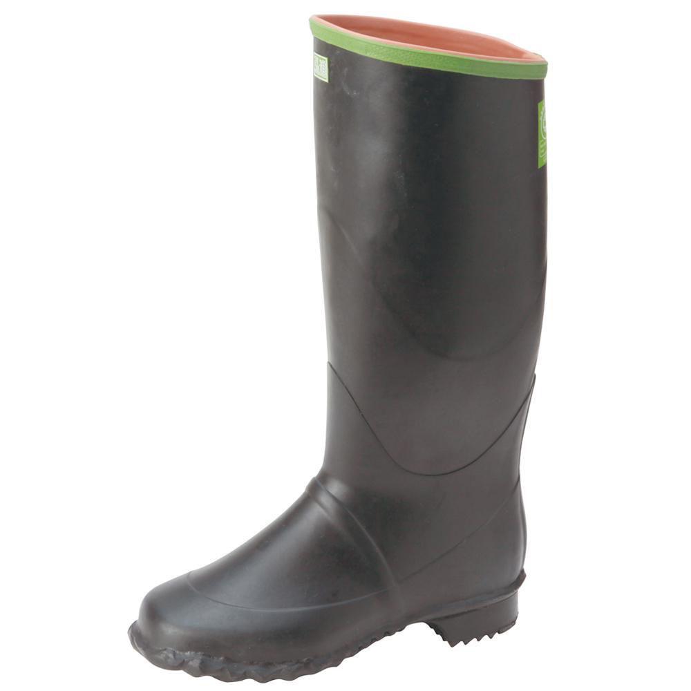 【クーポンあり】【送料無料】弘進ゴム 長靴(ゴム製) 実用大長 F型 24.5cm A0034AH