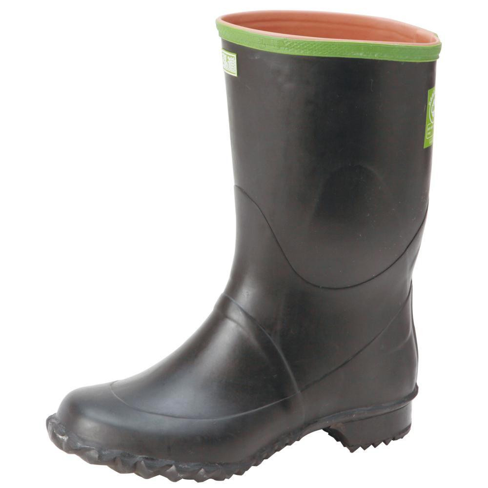 【クーポンあり】【送料無料】弘進ゴム 長靴(ゴム製) 実用半長 F型 28.0cm A0039AD