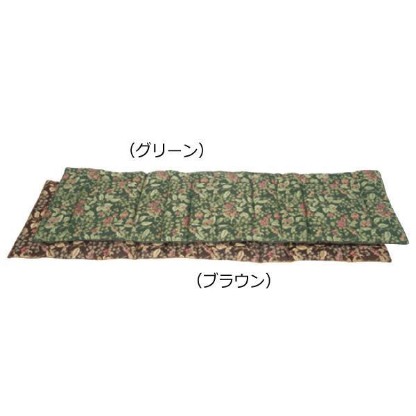 【送料無料】川島織物セルコン ジューンベリー ロングシート 48×150cm LN1019 シックで落ち着いた色合いと木の実のプリントが上品なデザイン。