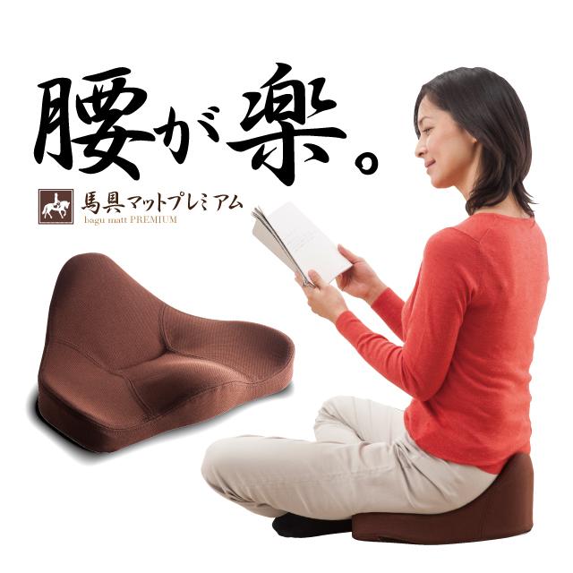 【クーポンあり】【送料無料】【あす楽】座椅子 馬具マットプレミアム