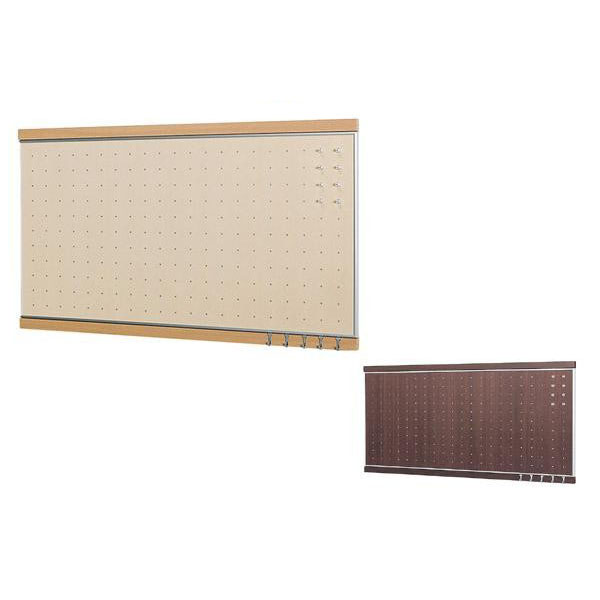 【クーポンあり】【送料無料】フック付きマグボード 450×900mm 付け外し簡単、マグネットボード。