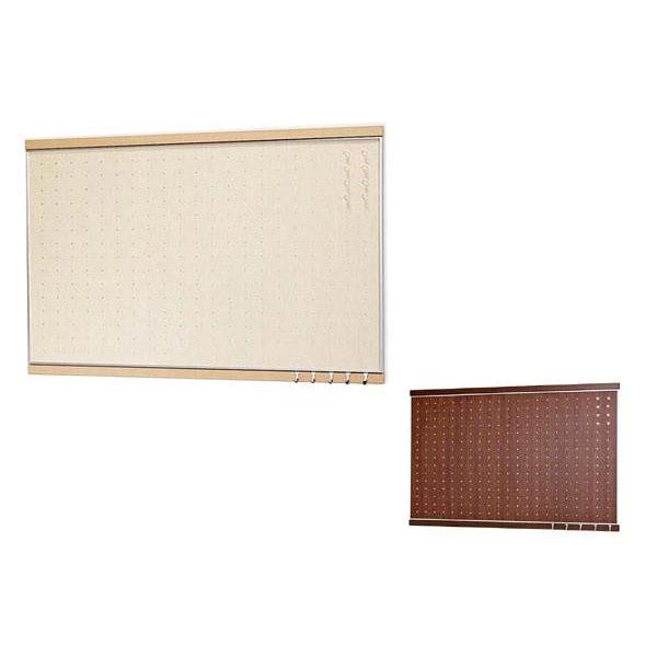 【送料無料】フック付きマグボード 600×900mm/付け外し簡単、マグネットボード。