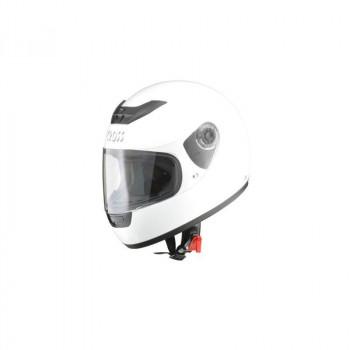 【送料無料】リード工業 CROSS フルフェイスヘルメット ホワイト フリーサイズ CR-715