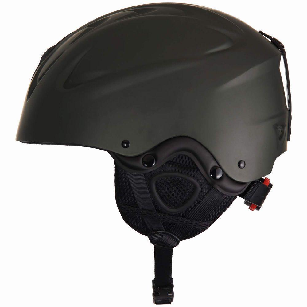 【クーポンあり】【送料無料】north peak ノースピーク ヘルメット NP-2510 GM L~XL スノーボードやスキーに!