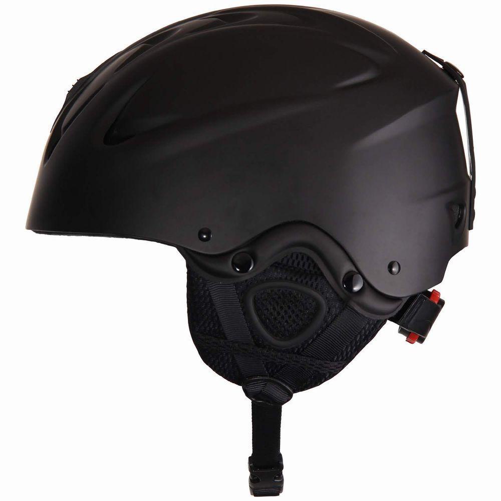 【クーポンあり】【送料無料】north peak ノースピーク ヘルメット NP-2510 MBK S~M スノーボードやスキーに!