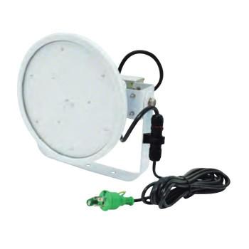【送料無料】L100V2-D-HW-50K ハイディスク 100W 投光器型 11751